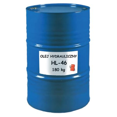 Olej Hydrauliczny HL-46 200l. DOSTAWA GRATIS !