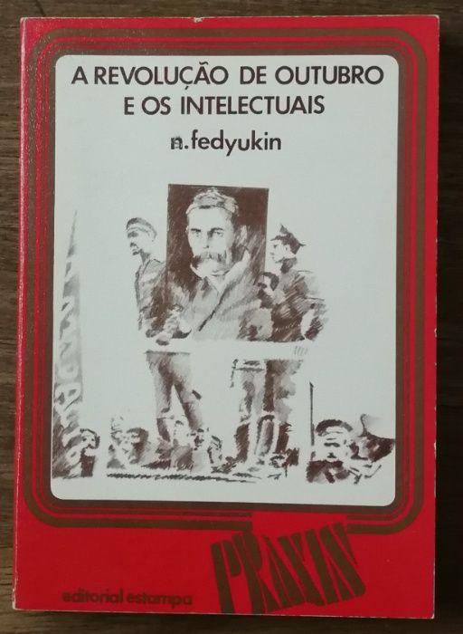 a revolução de outubro e os intelectuais, n. fedyukin, estampa Estrela - imagem 1