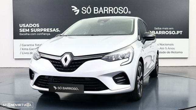 Renault Clio 1.0 TCe Limited