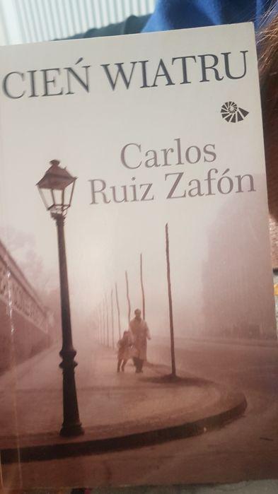 Cień wiatru- Carlos Ruiz Zafon Strzelce Opolskie - image 1