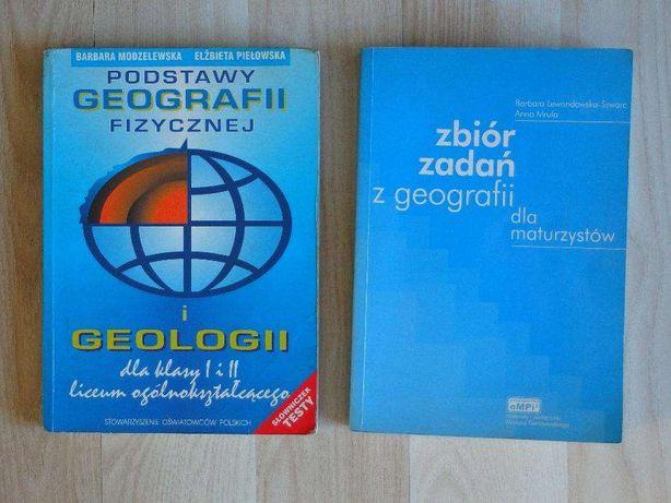 Podstawy geografii fizycznej i geologii 1 2 LO Modzelewska Piełowska