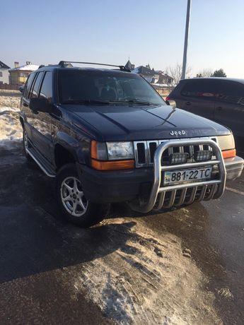 Терміновий продаж Jeep Grand Cherokee