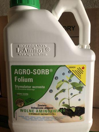 AgroSorb Folium stymulator wzrostu aminokwasy