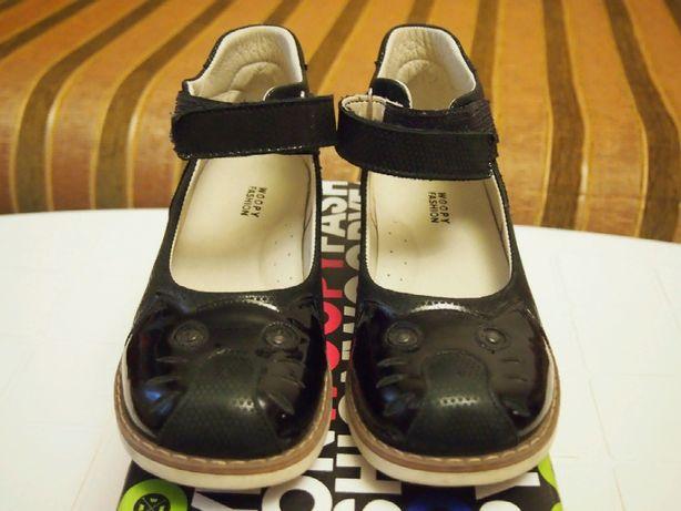 туфли на девочку р.34 Woopy Orthopedic