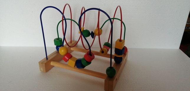 Mula Ikea koraliki przeplatanka