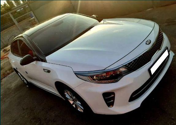 Продаётся Kia K5 - Optima