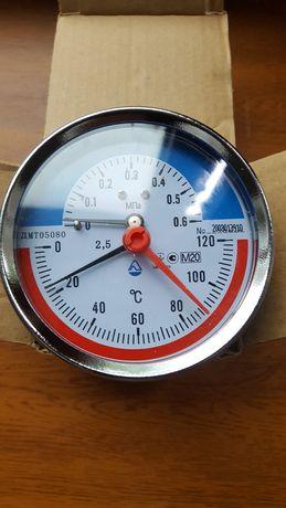 Термоманометр        .