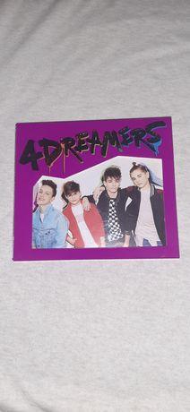 Płyta 4DREAMERS + plakat