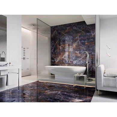 Gres* Nowość* Płytki* Ściana* Podłoga* UNIKATO ARETE BLUE 60x60 POLER