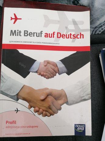 Mit Beruf and Deutsch książka do języka niemieckiego