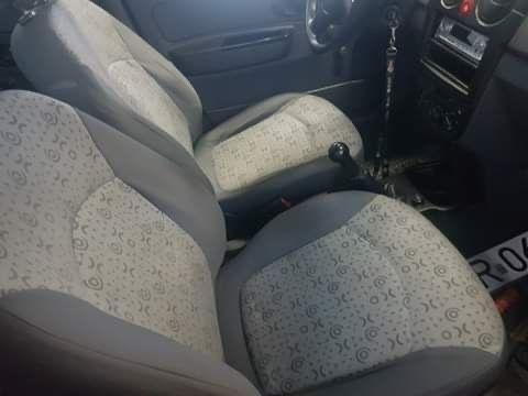 Fotel fotele kanapa Chevrolet Spark wnętrze 2008