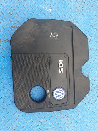 Oslona silnika górna VW Polo okular 2002r 1.9sdi