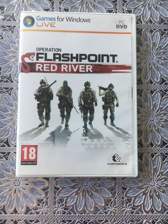 Gra PC Operation Flashpoint red river