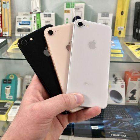 iPhone 8 64/256Gb Neverlock Оригинал Гарантия Магазин