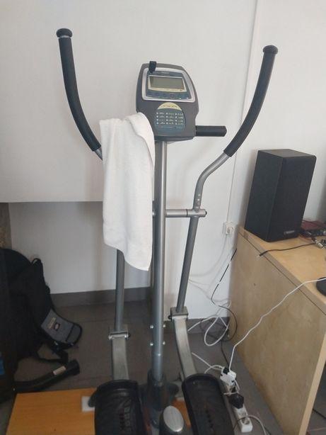Maquina de exercício elíptica