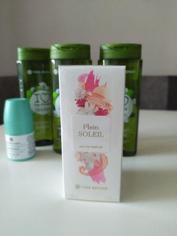 Plein soleil + шампунь або дезодорант в подарунок