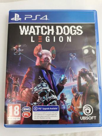 Gra PS4 / PS5 Watch Dogs Legion   Plus Lombard Grottgera 5