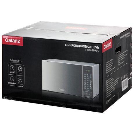 Новая микроволновая печь с грилем Galanz MOG-3079D (30 литров)