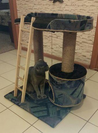 Кошкин дом (домик для кота)