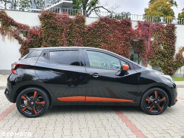 """Nissan Micra K14 Teckna salon PL I właściciel 39tys.km. 90kM kamery 360"""" full"""