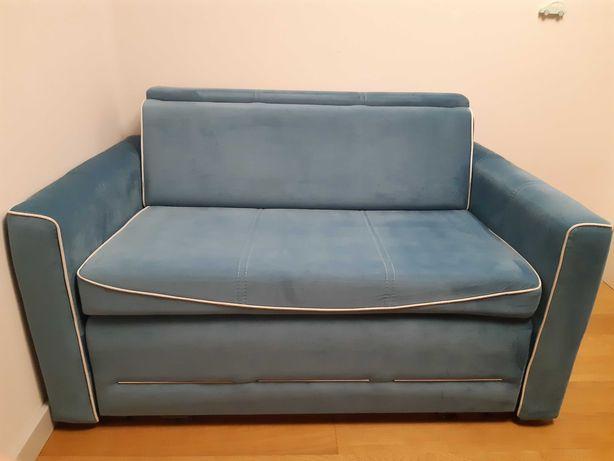 Sofa dwuosobowa rozkładana Agata Meble