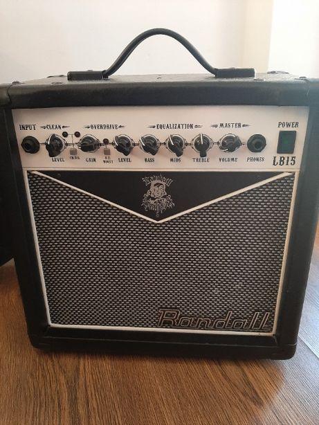 Wzmacniacz piec combo do gitary elektrycznej Randall LB15
