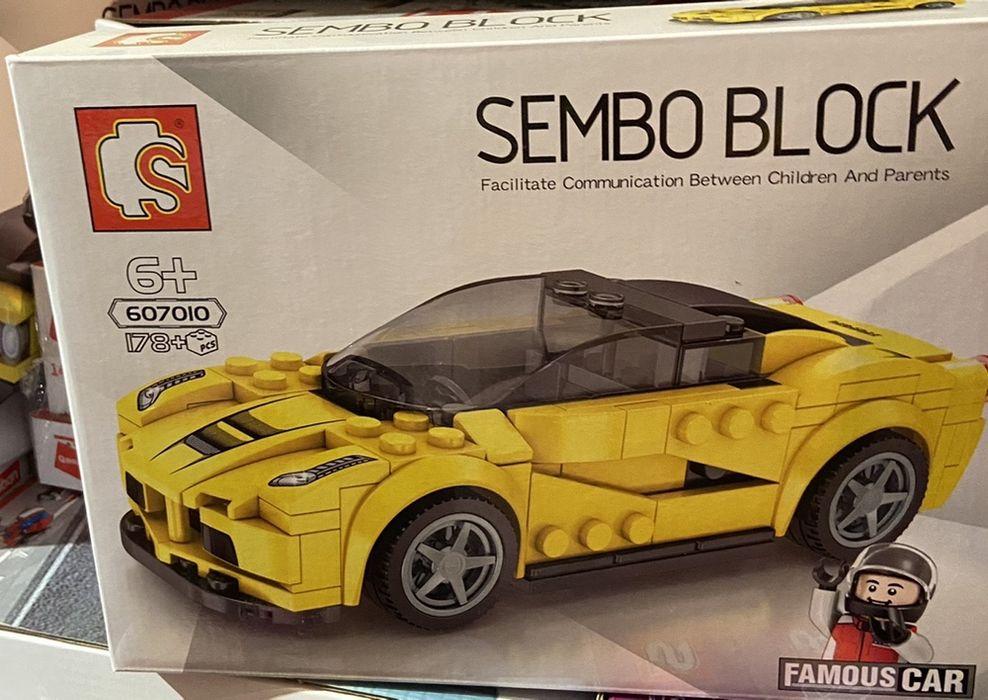 Дитячий конструктор Sembo block Лубны - изображение 1