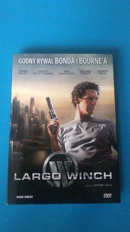 DVD Largo Winch