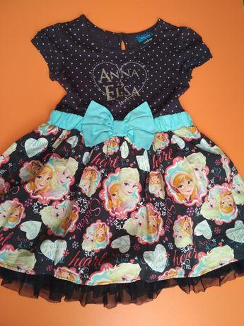 Нарядное платье George 86 -92 размера