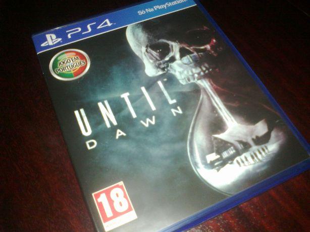 Until Dawn jogo Ps4