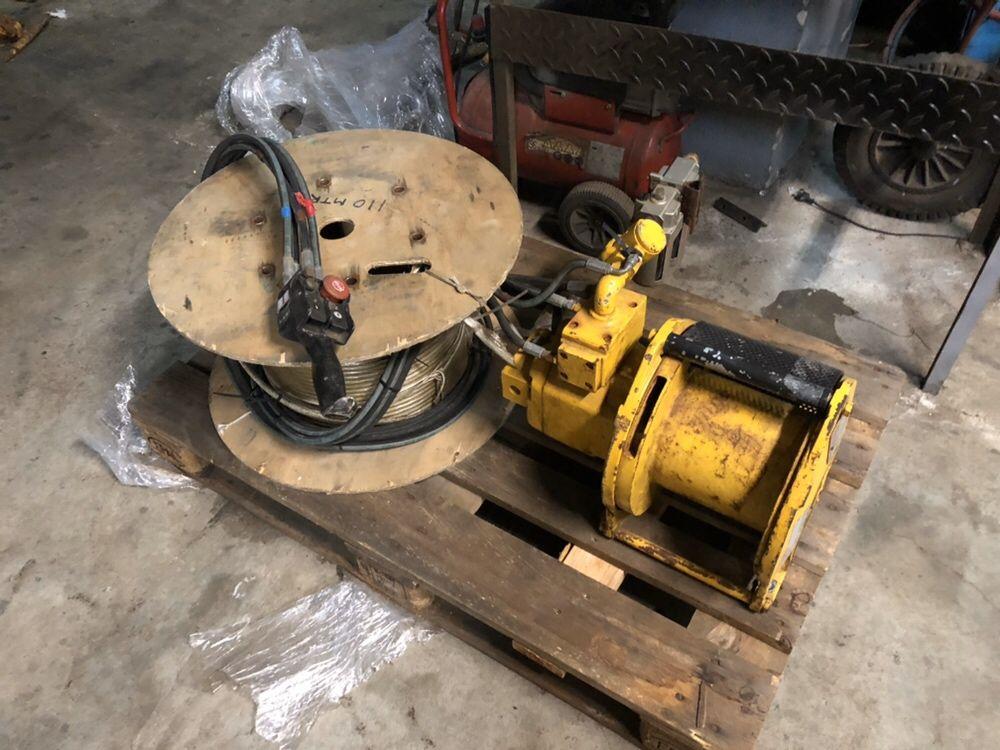 Guincho pneumáticos ar Ingersoll Rand LS1500M