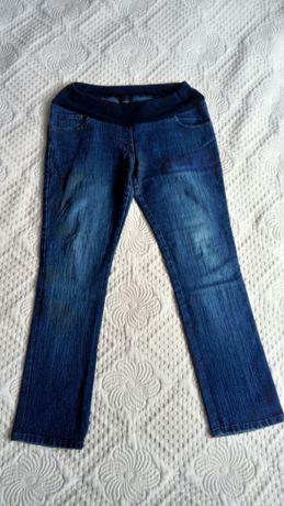 MOTHERCARE ciążowe spodnie jeansy r. 38 M