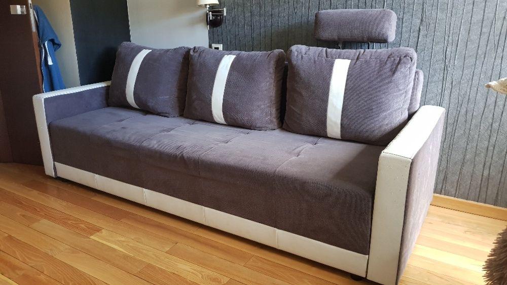 Rozkładana sofa 2 osobowa Gdańsk - image 1