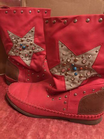 Червоні черевички