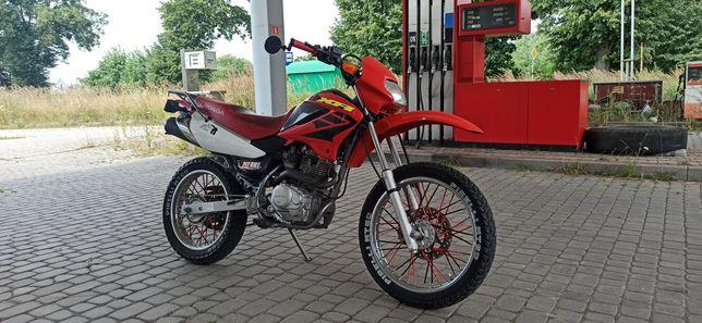 Honda XR125L 125/50