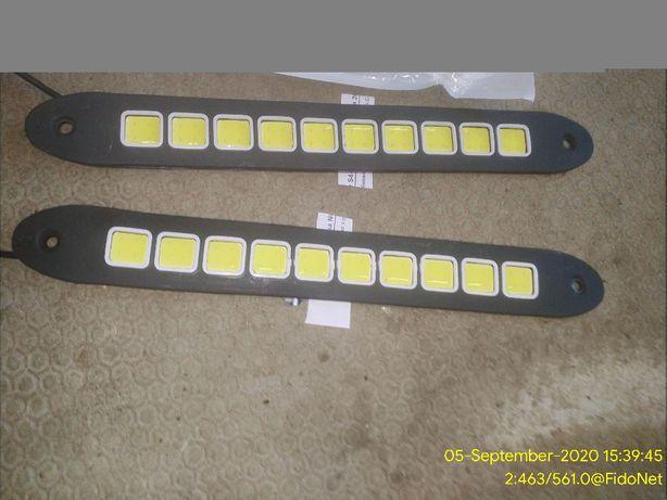 LED світильники 12V DRL