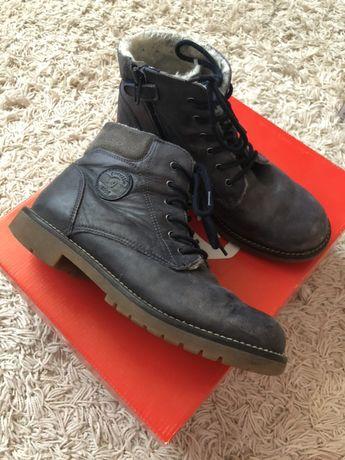 Ботинки зимние Garvalin 36 размер 23,5 см