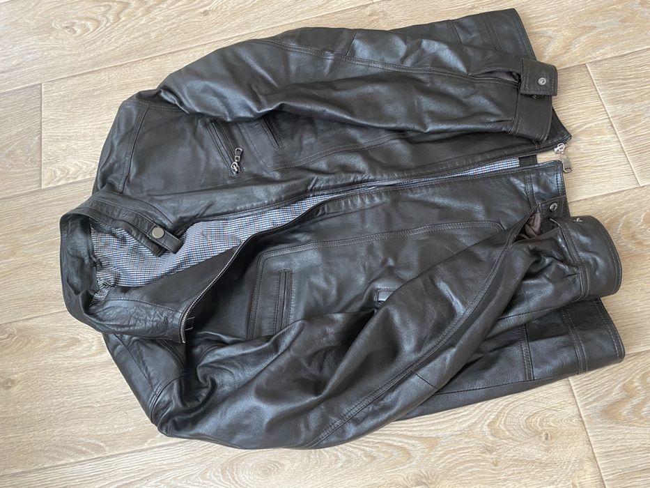 Кожаная куртка Николаев - изображение 1