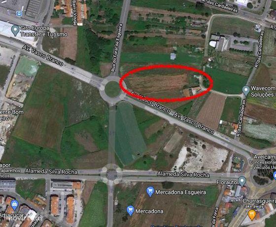 Terreno para construção multifamiliar em Aveiro