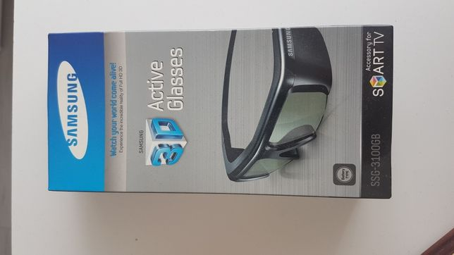 Samsung okulary 3d