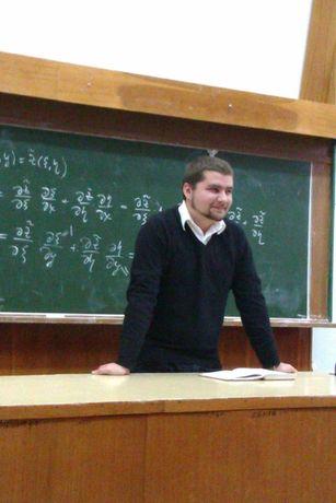 Якісний розв'язок! Фізика. Математика. Мат.Аналіз, АГЛА, ТФКЗ
