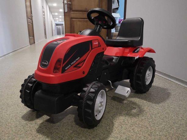 Нoвинка на рынке! MMX MICROMAX Дитячий трактор на педалях червоний