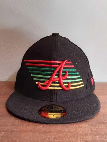 Chapéu New Era Atlanta Braves 59FIFTY