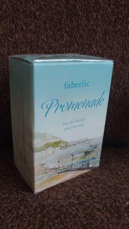 Nowa zafoliowana woda perfumowana Promenade Faberlic 50 ml cytrusowa