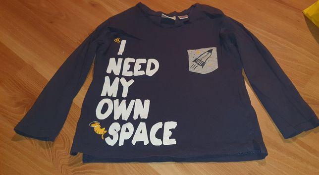 Bluzeczka Zara rozmiar 98
