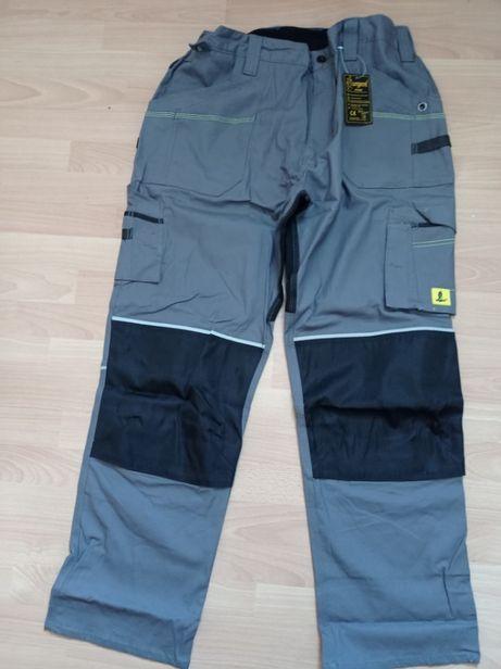 Spodnie robocze Urgent 56 rozmiar. NOWE