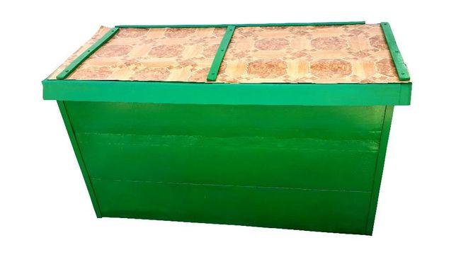Ящик, контейнер, для хранения, кукурузы, пшеницы, ячменя, рапса, муки