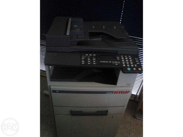 Fotocopiadora Develop - descida de preço