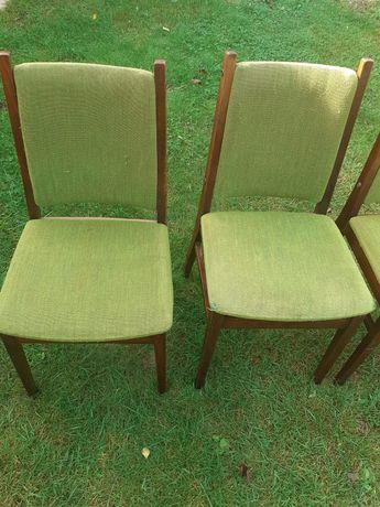 Krzesła PRL do renowacji