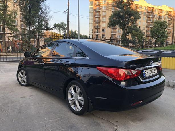 Hyundai Sonata официал, без подкрасов!